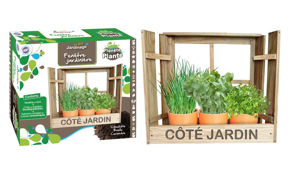 Cote jardin Planète Plante