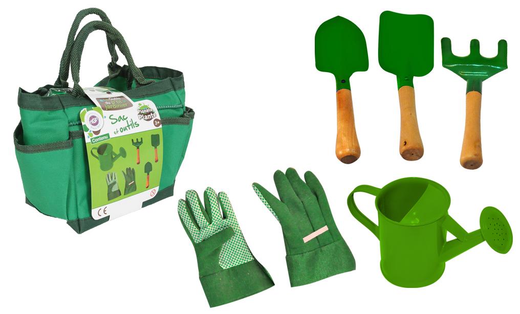 Planète Plante outils