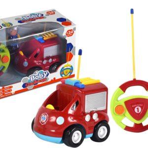 camion de pompier MGM jouet