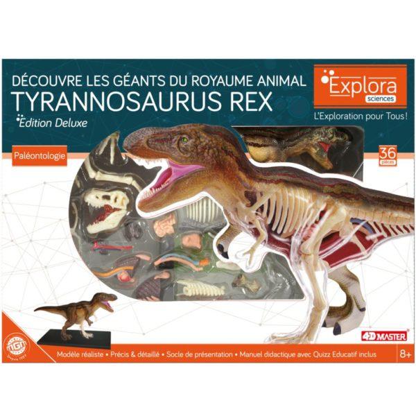 Paléontologie T-Rex nos marques MGM jouet
