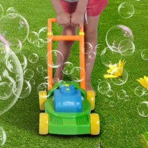 tondeuse à bulles