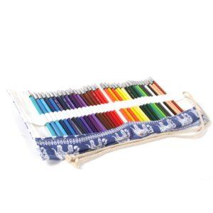 trousse de 36 crayons de couleur