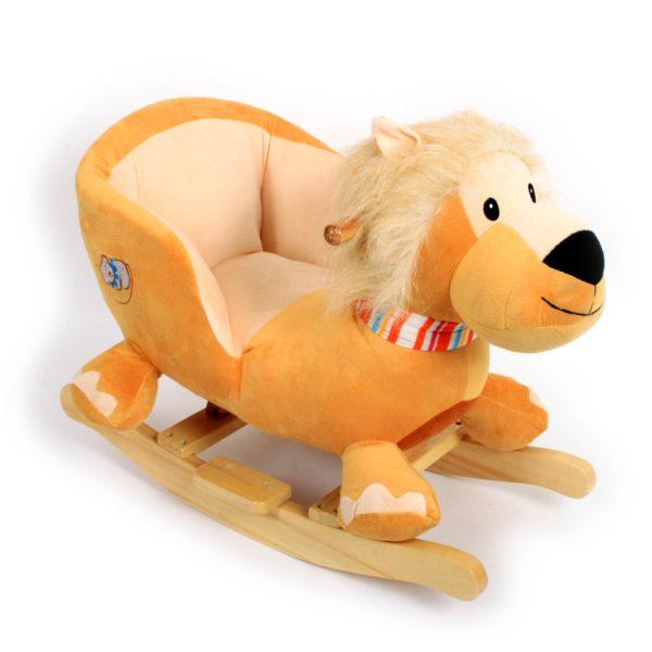 lion à bascule nos marques MGM jouet