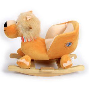 lion à bascule