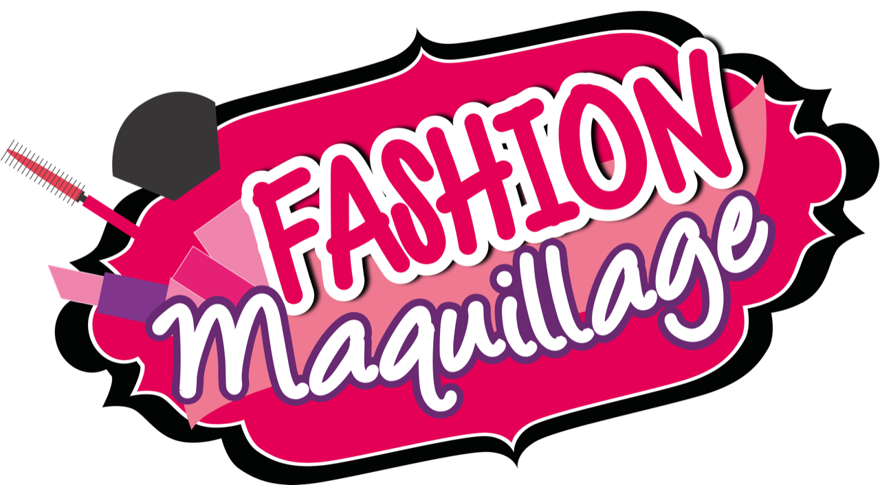 logo fashion maquillage
