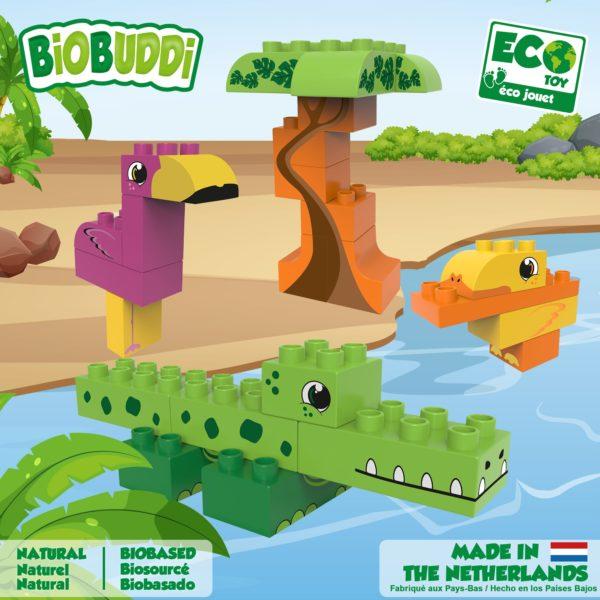 biobuddi lagoon nos marques MGM jouet