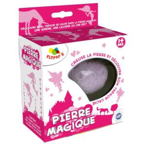 Pierre magique sirène, fée ou licorne