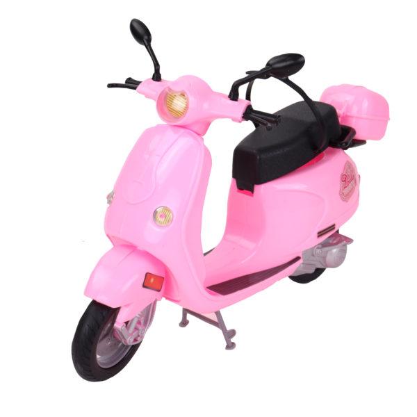 Scooter à roues libres
