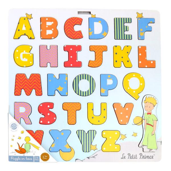 puzzles alphabet le petit prince